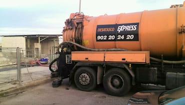 transporte aguas residuales